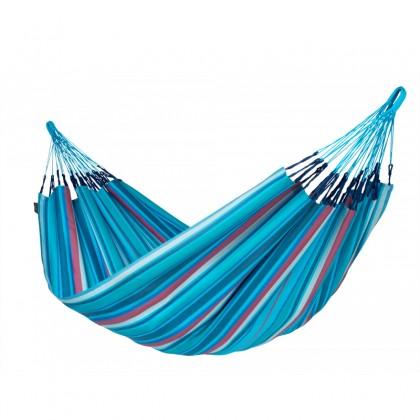 LA SIESTA® Brisa Wave - Weather-Resistant Kingsize Classic Hammock