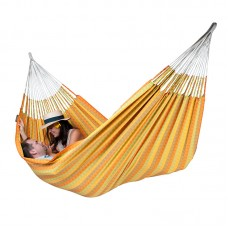 LA SIESTA® Carolina Citrus - Cotton Double Classic Hammock