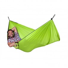LA SIESTA® Colibri Green Travel Hengekøye Single