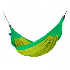 LA SIESTA® Moki Froggy - Organic Cotton Kids Hammock with Suspension