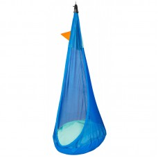 LA SIESTA® Joki Air Moby - Weather-Resistant Max Kids Hanging Nest with Suspension