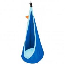 LA SIESTA® Joki Dolphy - Organic Cotton Kids Hanging Nest with Suspension