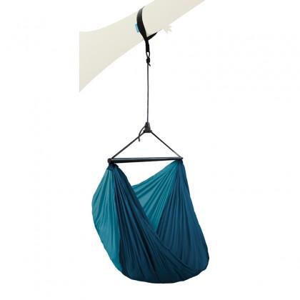 LA SIESTA® ZunZun River - Travel Hammock Chair with Suspension
