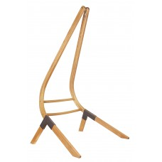 LA SIESTA® Calma Nature -  FSC Certified Larch Stand for Basic, Comfort or Kingsize Hammock Chairs