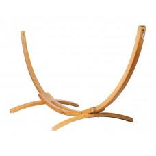 LA SIESTA® Elipso Nature - FSC Certified Larch Stand for Double Hammocks