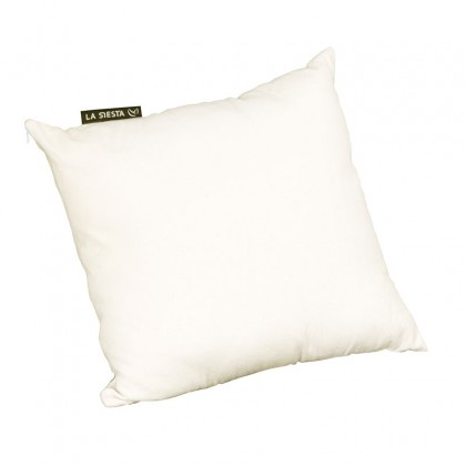 LA SIESTA® Modesta Latte - Organic Cotton Hammock Pillow