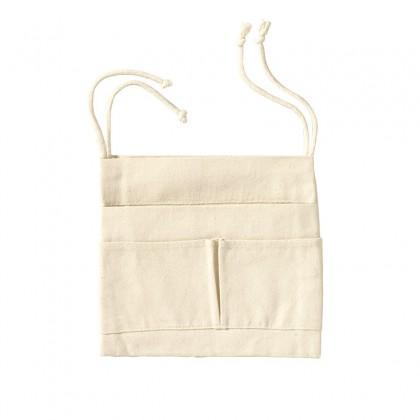 LA SIESTA® Útil Écru - Organic Cotton Hammock Utility Pocket